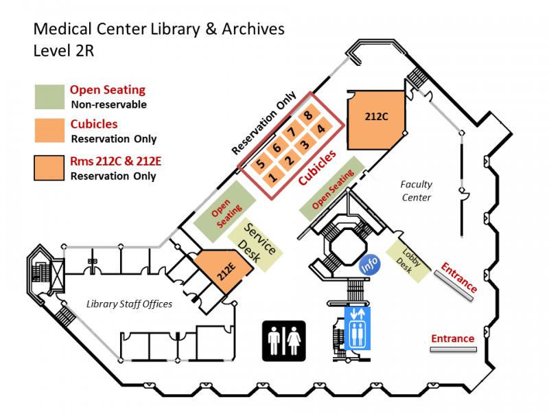 Library Floor Plans | Duke University Medical Center Library Online